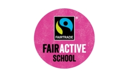 We are a FairActive School Icon