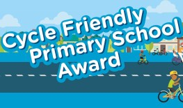 Cycle Friendly Primary School award  Icon